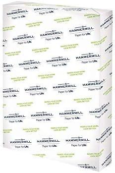 Hammermill Printer Paper, Premium Color 28 lb Copy Paper, 19 x 13 - 1 Ream (500 Sheets) - 100 Bright, Made in america