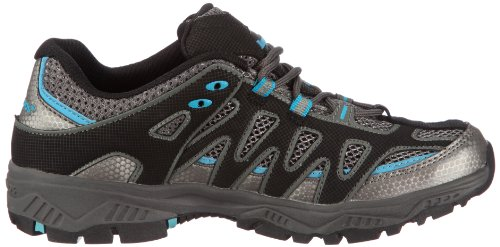 KangaROOS Eben 11099/521 - Zapatillas de deporte para niño Negro (blk/blei/scubablue)