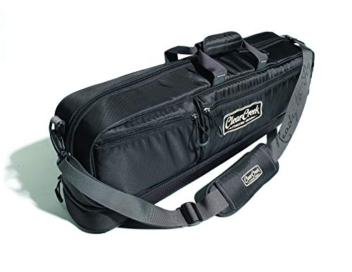 Clear Creek Rum City Rod Carrier Gear Bag
