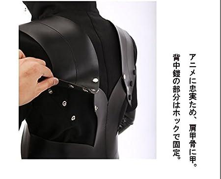 Sunkee Tokyo Ghoul Kaneki Ken Cosplay Halloween partido, hecho a medida,(No incluye la máscara) tamaño:altura XXL (175cm-185cm): Amazon.es: Juguetes y ...