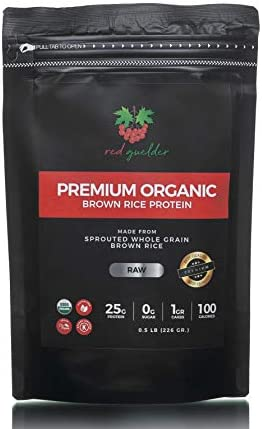 Organic Brown Rice Protein Powder
