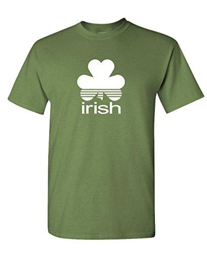 GOOZLER IRISH Mens Cotton T Shirt