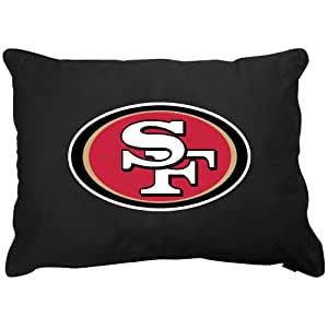 Hunter MFG Pet Bed Pillow, San Francisco 49'Ers