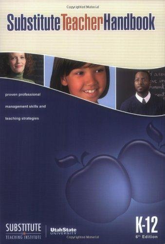 Substitute Teacher Handbook K-12