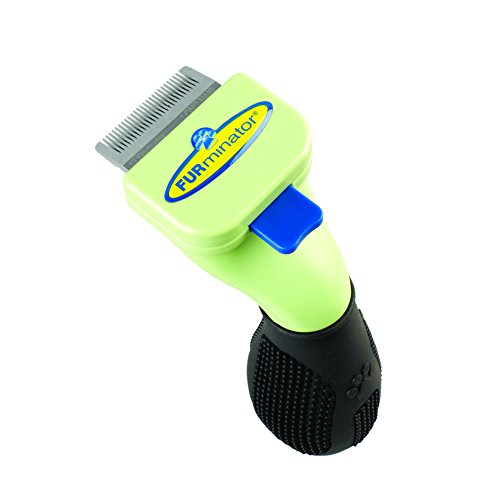 FURminator Short Hair deShedding Tool for Dogs, Extra Small - 101001