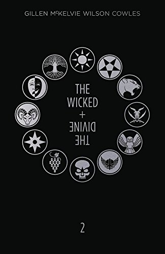 The Wicked & The Divine Book Two [Kieron Gillen] (Tapa Dura)