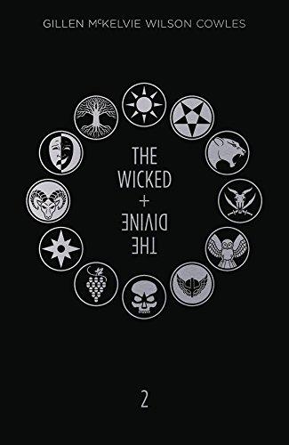 The Wicked & The Divine Book Two [Kieron Gillen] (Tapa Dura)