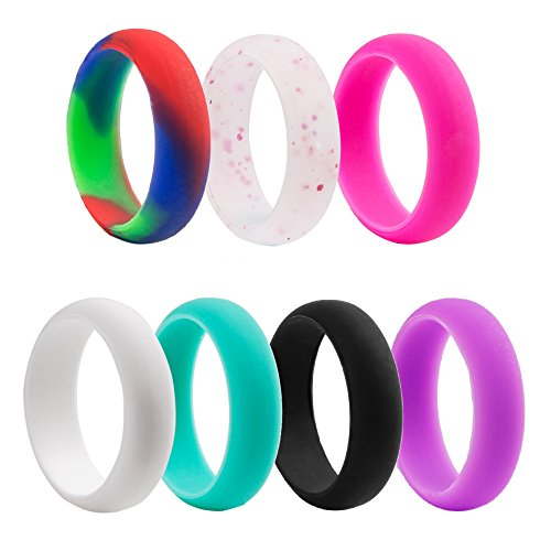 Silicone Ring Collection