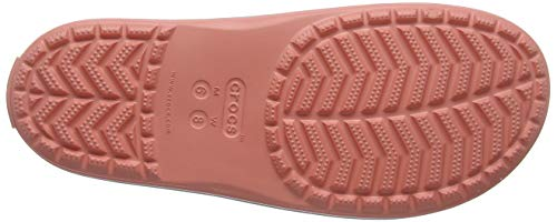 ice De Unisex Iii 7h5 Punta Slide Descubierta Crocs Crocband Adulto Sandalias Blue Rosa melon I6pCwcWaRq