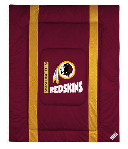 NFL Washington Redskins Sideline Comforter Twin