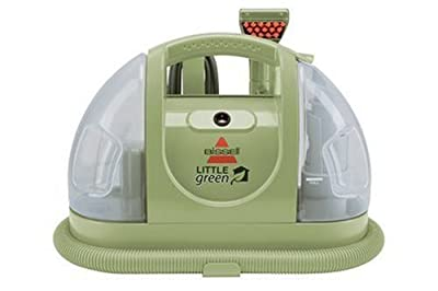 BISSELL 1400B Multi-Purpose Portable Carpet Cleaner, Green - PARENT (Certified Refurbished)