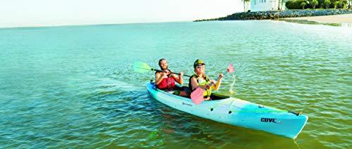Perception Cove Sit Inside Tandem Kayak for Recreation – 14.5