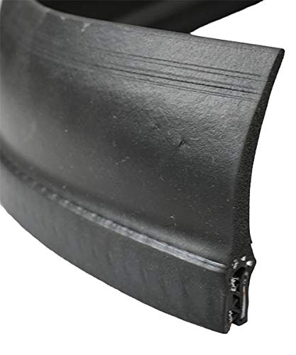 Steele Rubber Products Top Lip Push-on Seal - Sold and Priced Per Foot 2-1/2' Wide 70-3710-99