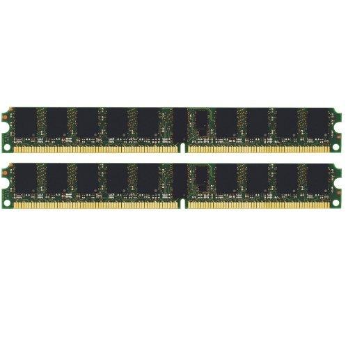 4GB 2x2GB DDR2-667 PC2-5300 ECC Registered Memory HP ProLiant DL385 G2 240-PIN (ALL MAJOR BRANDS)