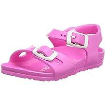 Birkenstock Rio Kids EVA Neon Pink EVA Infant Strap Sandals