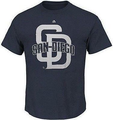 best service a1413 1ad3b Amazon.com : Majestic San Diego Padres MLB SRN Run Producer ...