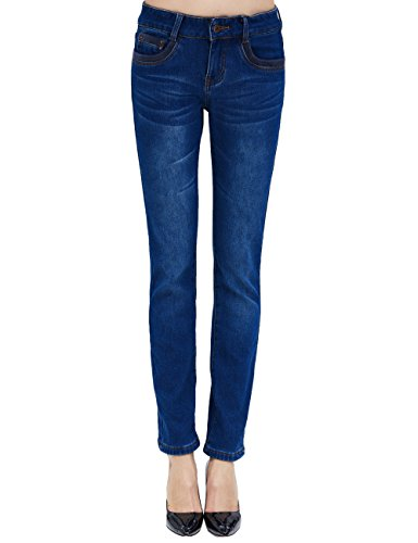 winter thermal jeans - 2