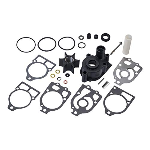 Quicksilver 96148Q8 Water Pump Repair Kit  - Mercury and Mariner Outboards and MerCruiser Stern ()