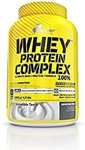 Olimp Whey Protein Complex 100% Proteínas Chocolate - 1800 gr