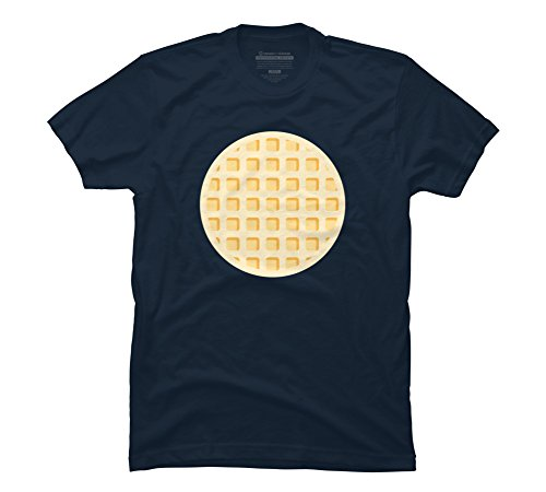 waffeld-mens-large-navy-graphic-t-shirt-design-by-humans