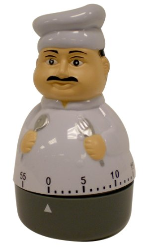 Global Decor Chef Kitchen Timer