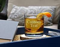 Lplpol Vasos de whisky personalizados
