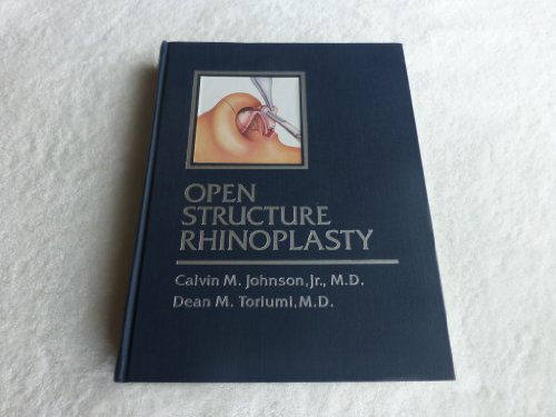 Open Structure Rhinoplasty
