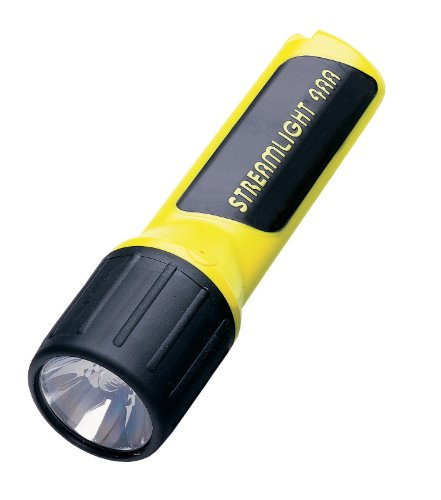 Streamlight 68270 ProPolymer Lux Div 2 Helmet Lighting Kit, Yellow - 120 Lumens (Propolymer Black Flashlight)