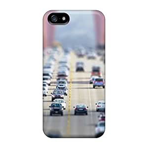 Hot DCSsoWc5749PIhQT Case Cover Protector For Iphone 5/5s- Marco Cars On Load by icecream design