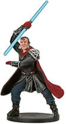 Star Wars Miniatures  Exar Kun   13   Champions Of The Force