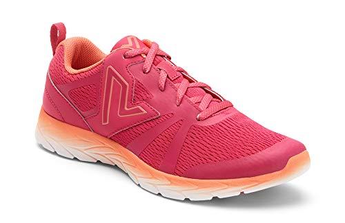 Vionic Women's Brisk Miles Lace-up Pink Orange 6.5M US by Vionic