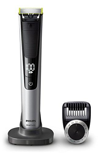 Philips OneBlade Pro QP6520/30, Trimmen, Stylen, Rasieren / Präzisionskamm für 14Längen