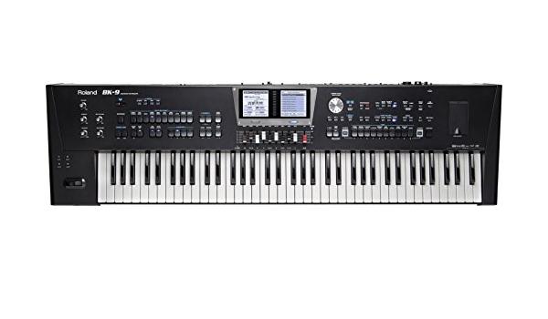 Roland - Bk 9 teclado portátil: Amazon.es: Instrumentos musicales