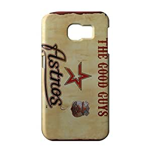 WWAN 2015 New Arrival houston astros logo 3D Phone Case for Samsung S6 Kimberly Kurzendoerfer