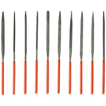 Pitbull CHIF00210 Needle File Set, 10-Piece