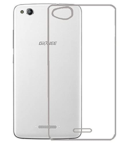 brand new 8f578 1aa0c Helix Transparent Back Cover for Gionee S6: Amazon.in: Electronics