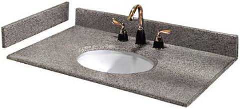 Pegasus Pe42603 20 Inch Napoli Granite Side Splash For Granite Vanity Top Amazon Com