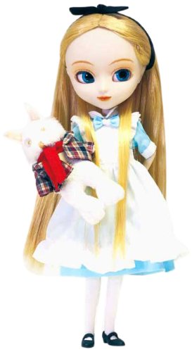 Pullip Dolls Regeneration Fantastic Alice 2012 Doll, 12""