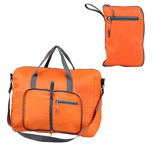 Veenajo Foldable Travel Duffel Bag Luggage Sports Gym Water Resistant for Men&Women - Store Online Shop Coach Outlet