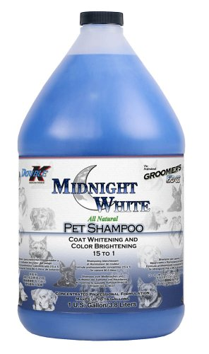 - Groomers Edge Midnight White Shampoo