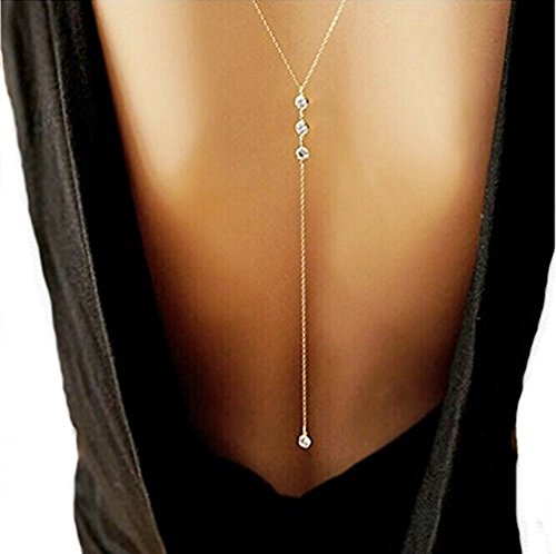Fashionable Simple Elegance Backdrop Necklace product image