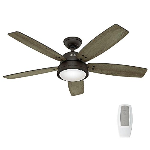 Outdoor Ceiling Fan With Led Light - 6