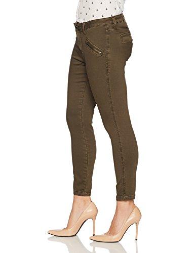Jag Petite Skinny Jeans Ryan Knit Color Jean Saddle In Donna Denim HqUHEwxIr