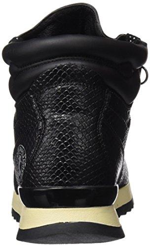 Serpe Botines Mujer Sport Coronel Negro Black para Tapioca nO7HxEP