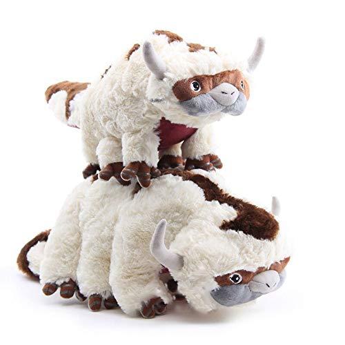 "22″ Art Avatar The Last Airbender Appa Plush Doll Stuffed Toy, Large Appa Plush Doll Stuffed Animal, Appa Stuffed Animal Toy Plush Doll Children Toys Christmas New Year Birthday Gift (22""/55cm)"