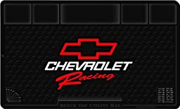 Chevy Racing Molded Bench Top Utility Mat- 16\