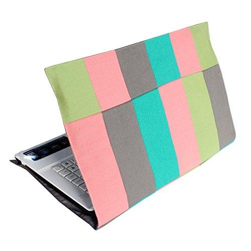 Fashion Canvas-Laptop-Kasten Computer-Beutel-Laptop-Abdeckung URszOMwZz