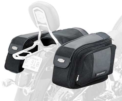 Kuryakyn 4171 GranThrow-Over Saddlebag