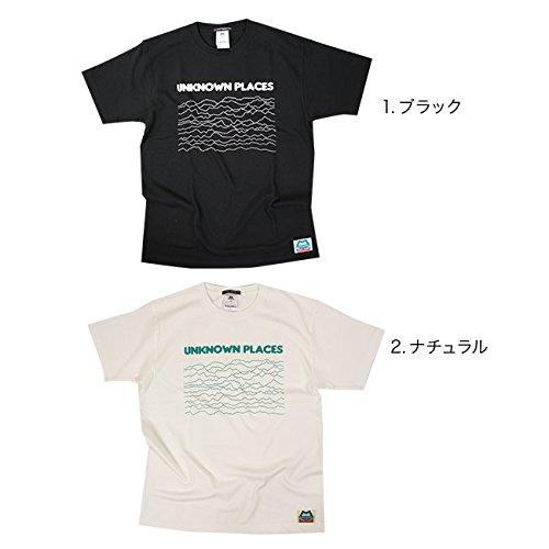 マウンテンイクイップメント アンノウンプレイス Tシャツ