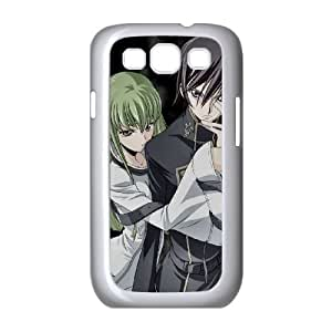 Code Geass Samsung Galaxy S3 9300 Cell Phone Case White LMS3872092